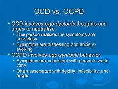 Obsessive treatment personality for disorder compulsive The Three